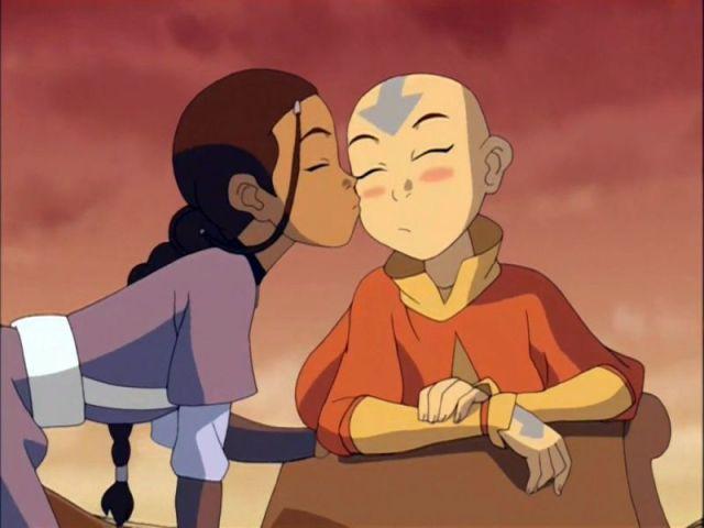 Quem seria seu namorado(a) em Avatar e a lenda de Aang?