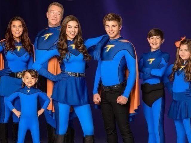 Você conhece tudo sobre a serie The Thundermans?