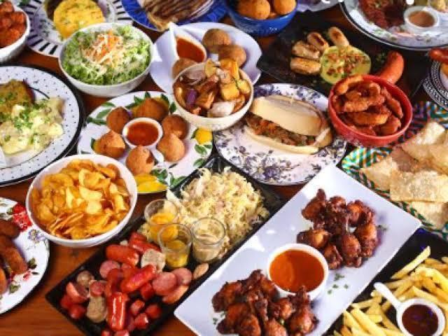 Qual comida seria sua namorada/o?