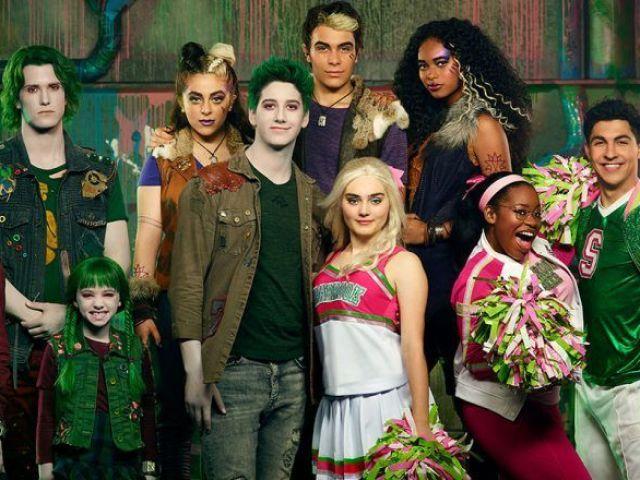 Quem você seria em Zombies 2?