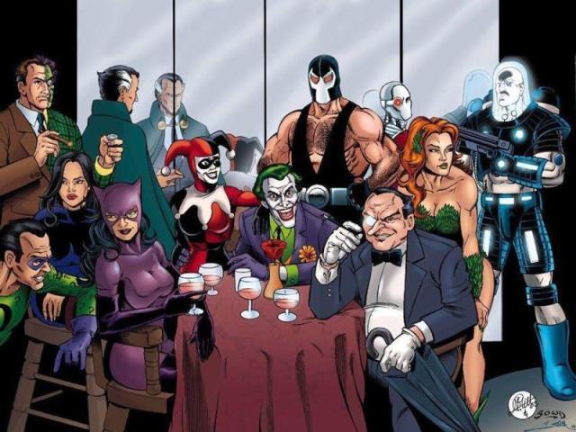 Que vilão do Batman você seria?