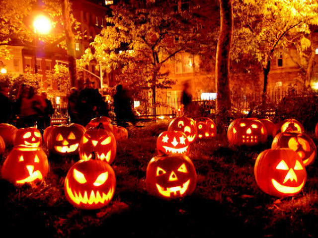 Faça sua festa de Halloween 🎃