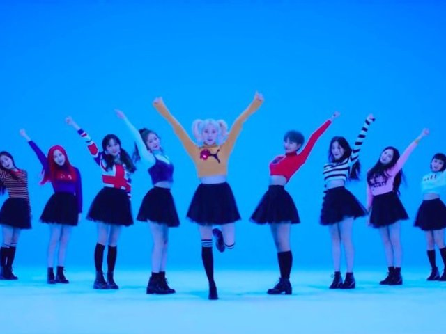 Monte seu grupo de K-Pop