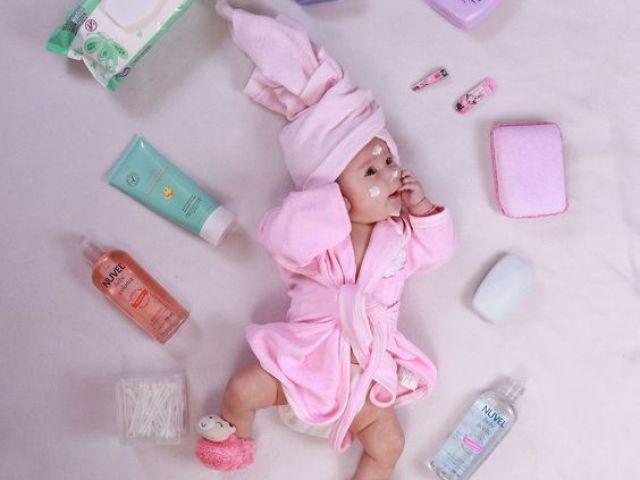 Monte a vida do seu bebê