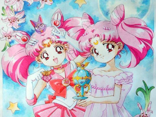 O Quanto Você Sabe de Sailor Chibi Moon?