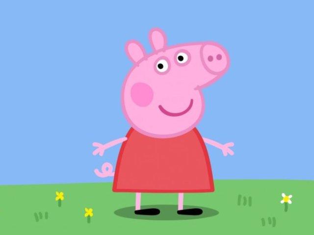 Quem você seria em Peppa pig? (feminino)