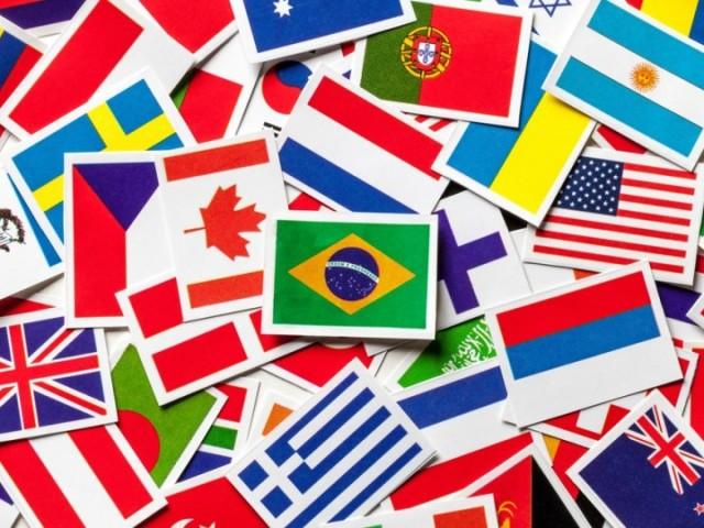Acerte o nome do país pela bandeira