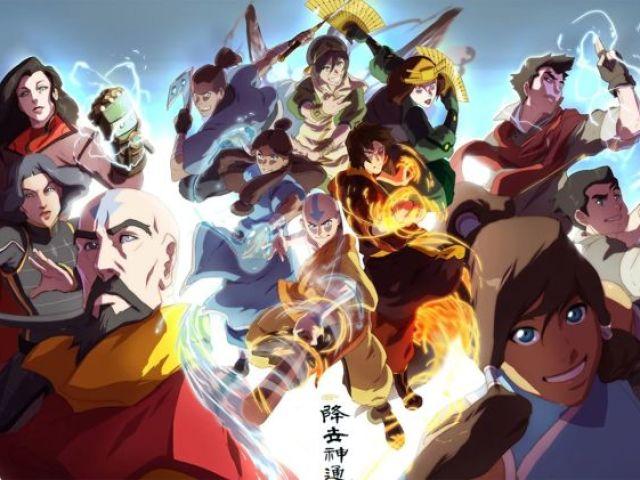Qual personagem você seria em Avatar? (em geral)