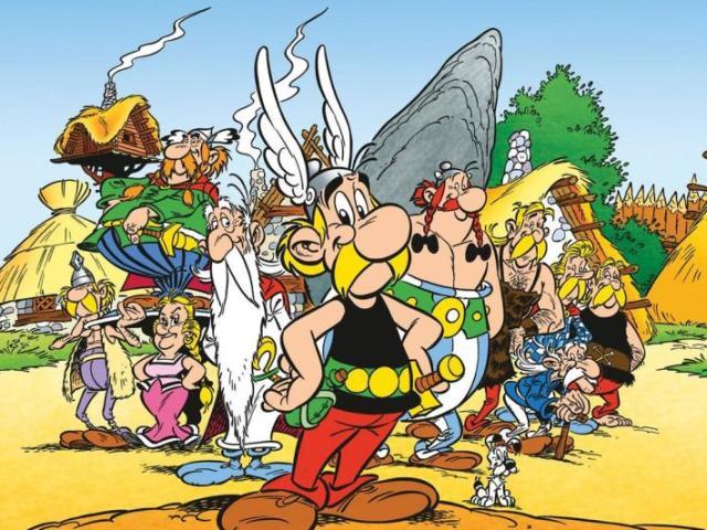 Será que você realmente conhece Asterix?
