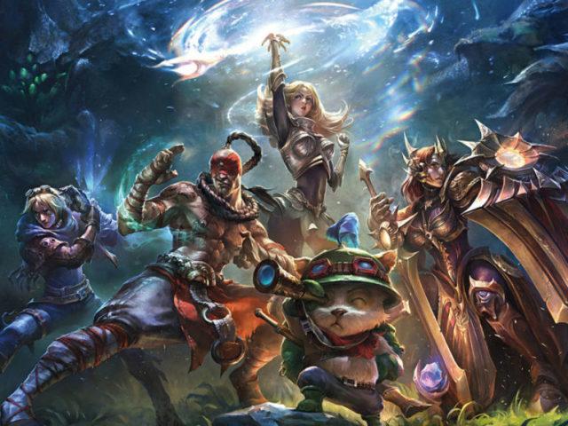 Quem você seria em League Of Legends?