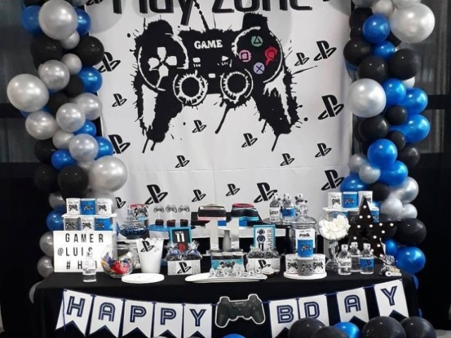 Monte a festa de aniversário do seu filho 🎂🎁 e diremos um tema!