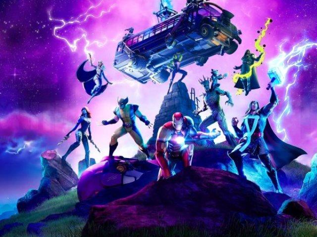 Quem você seria do novo passe de batalha do Fortnite?