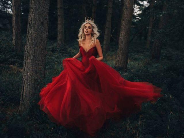 Sendo uma princesa