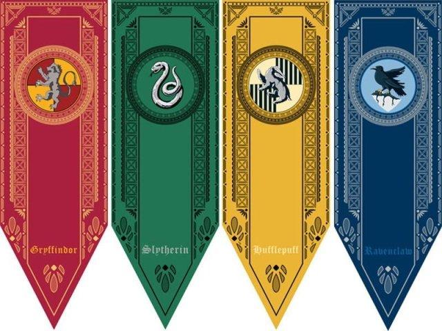 ⚡Chapel Seletor: Qual seria sua casa em hogwarts?⚡