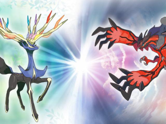 Pokémon X ou Pokémon Y?