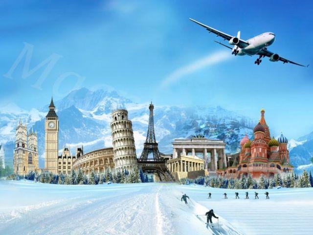 Monte sua mala de viagem e veja para onde você viajaria