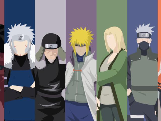 Naruto: Você serviria pra ser Hokage?