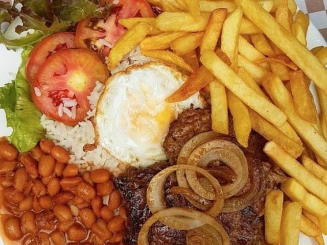 Que tipo de comida você seria? 🍔🍕🍟🌭🍿🥓