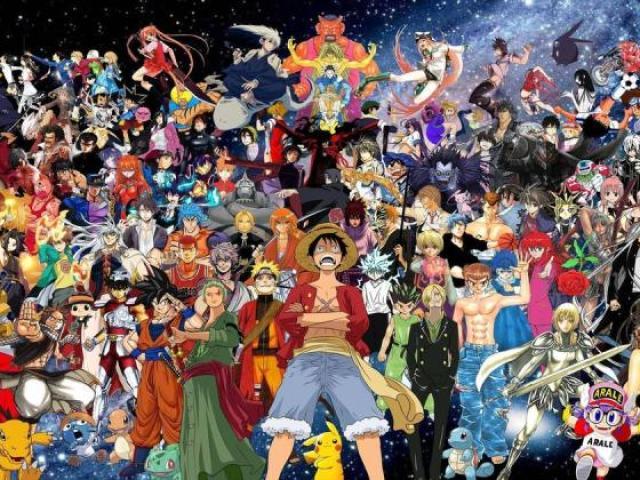 Adivinhe o personagem de anime