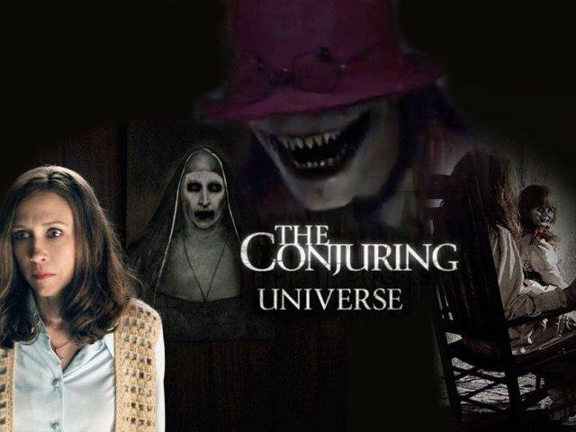 Qual filme da saga invocação do mal combina com você?