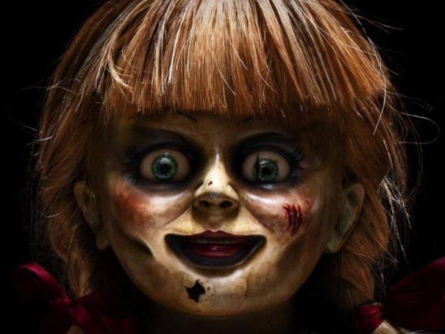 Qual personagem de Annabelle você seria?