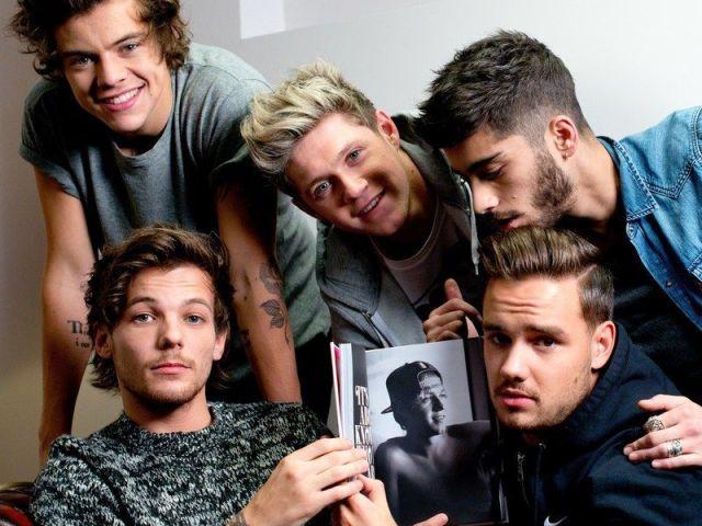 Quem você seria da One Direction?
