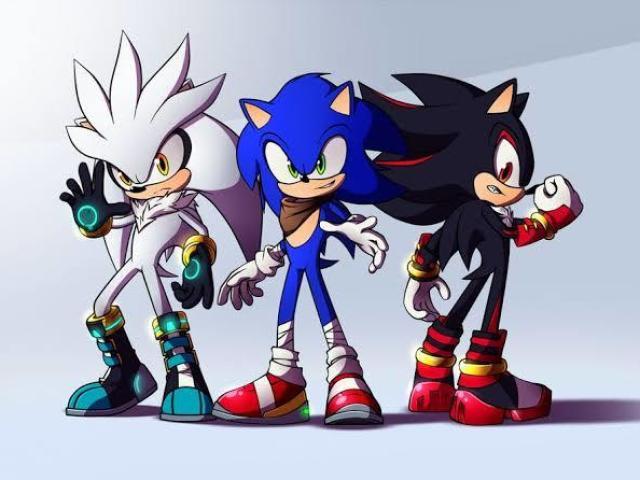 Qual personagem de Sonic eu sou?