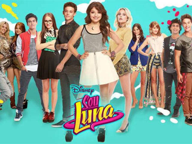 Você conhece mesmo a série Sou Luna?