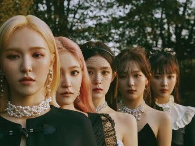 Monte seu dia e te recomendo uma música do Red Velvet!