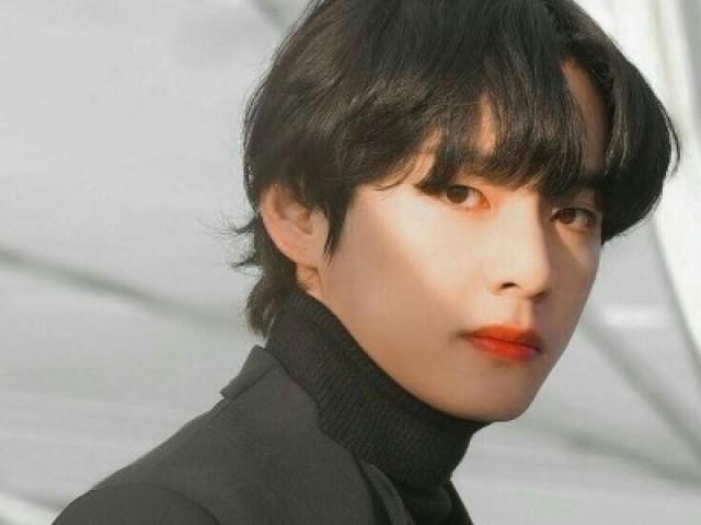O que Taehyung seria seu?💜✨