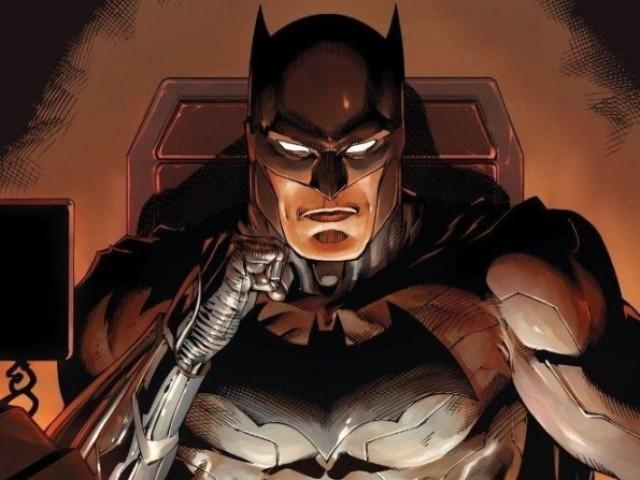 Você sabe tudo sobre o Batman?