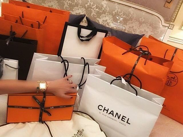 Monte o seu dia de compras no shopping!