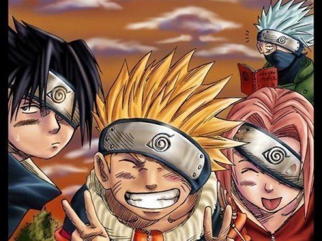 Quiz aleatório de Naruto