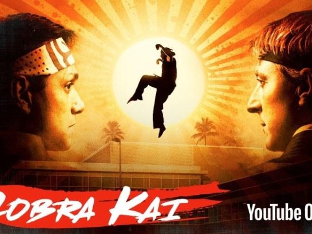 Quem você é em Cobra Kai?