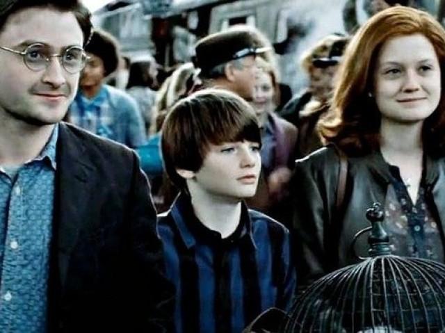 Quem seriam seus pais em Harry Potter?