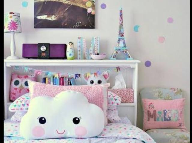 Faça o seu quarto kawaii
