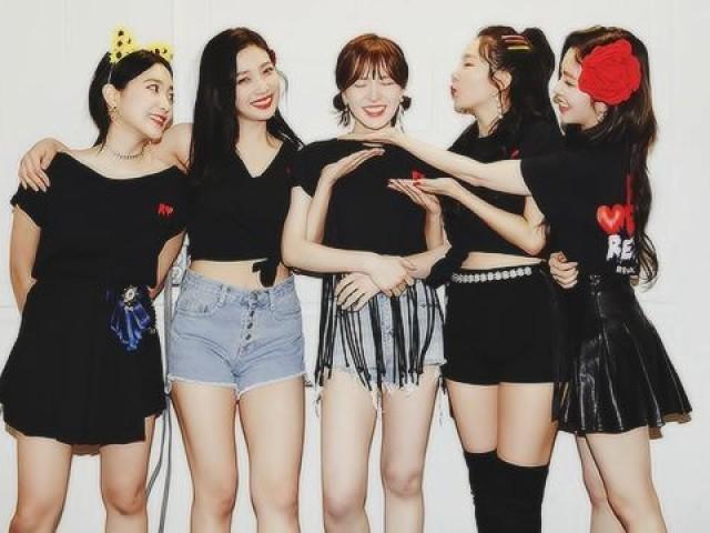 De que álbum é essa música do Red Velvet?