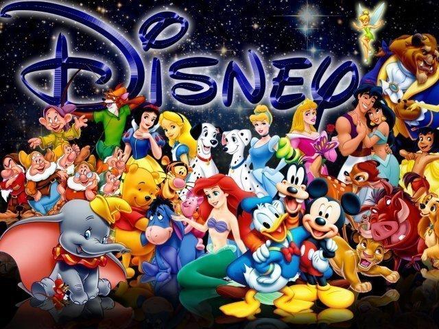 Você realmente conhece os personagens da Disney?