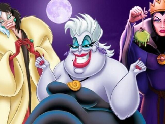 Qual vilã da Disney você seria?