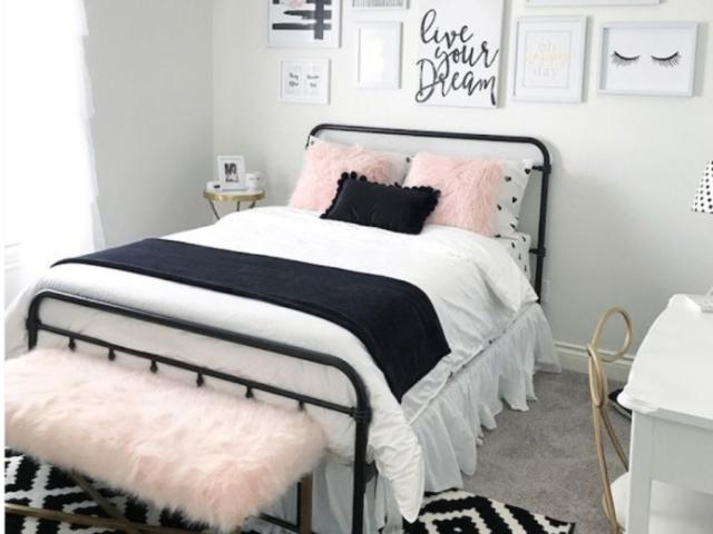 Monte seu quarto perfeito!