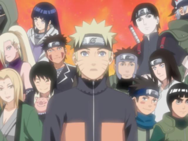 Naruto: Quantos personagens você acerta o nome?