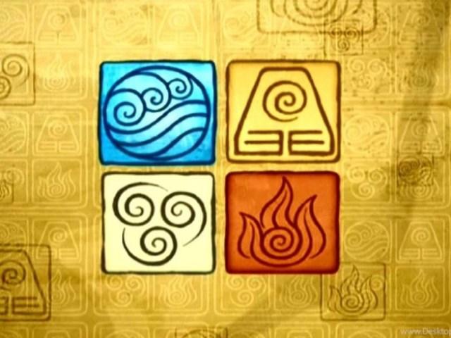 Qual elemento você dominaria?