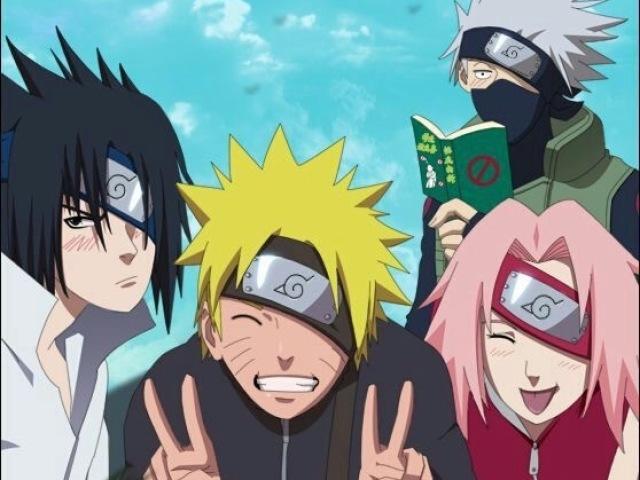 Você realmente conhece o universo Naruto? É o que vamos ver!