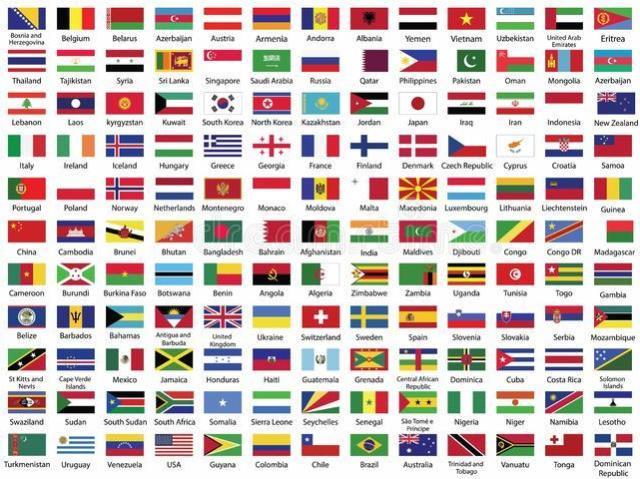 Qual é essa bandeira?