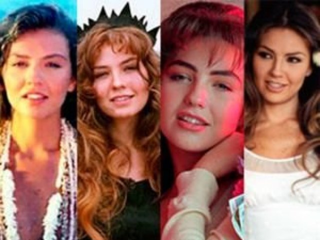 Qual das mocinhas de Thalía você seria?
