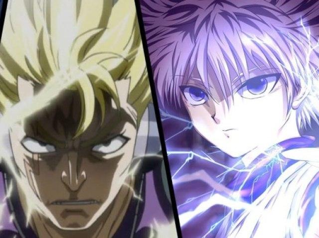 Animes: Usuários de eletricidade - quem você seria?