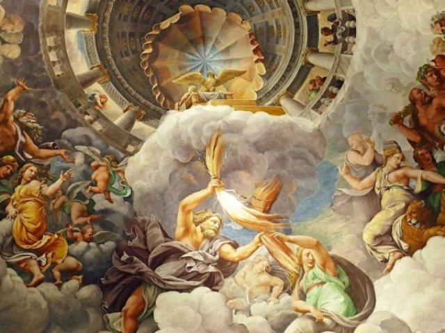 Qual Deus do Olimpo você seria?