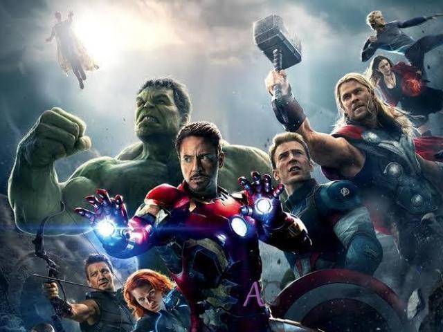 Qual super herói dos vingadores você mais se parece?