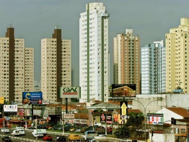 São Paulo anos 70.