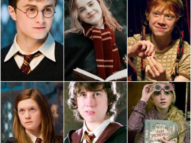 Qual personagem de Harry Potter você é?